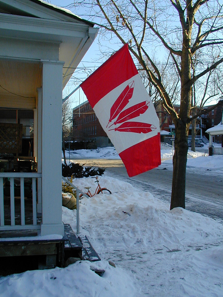 Kanata Flag Day 1