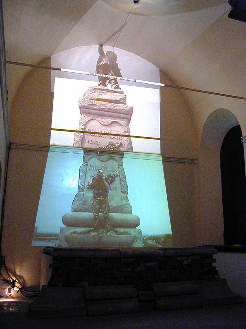 Monument for ei(g) nation 3