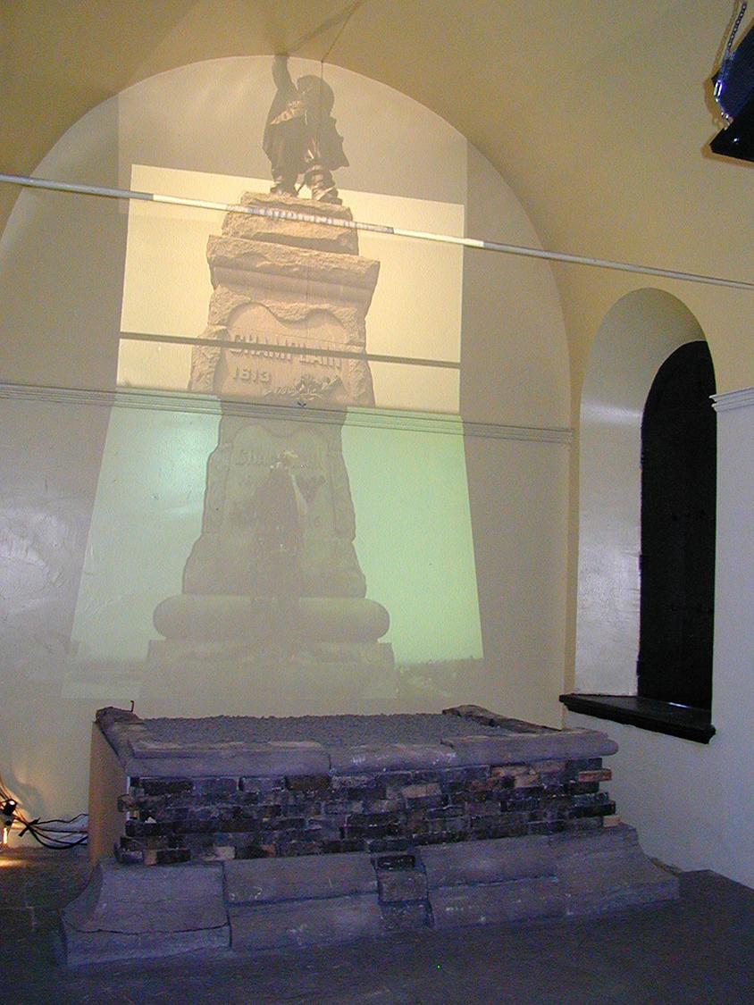 Monument for ei(g) nation 2